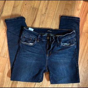 STS Blue Skinny Jeans, Size 29